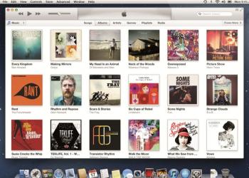 Το δημοφιλέστερο περιεχόμενο του 2012 στο iTunes