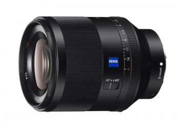 Νέος 50άρης full-frame prime φακός από τη Sony