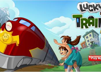 Και το Lucky Train στη Zynga