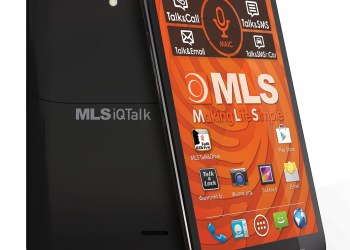 MLS iQTalk Fingerprint: έρχεται με αναγνώριση δακτυλικού αποτυπώματος