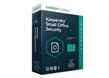 Ανανεωμένη σουϊτα Kaspersky Small Office Security