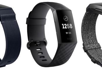 Το Fitbit Charge 3 έρχεται τον Οκτώβριο