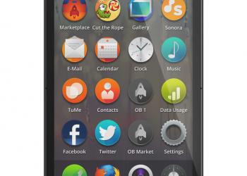 Τα πρώτα κινητά με λειτουργικό Firefox το καλοκαίρι