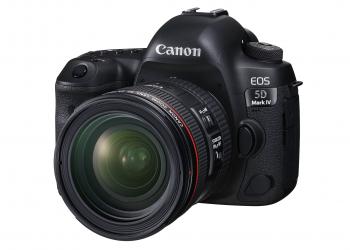 Παρουσιάστηκε η Canon EOS 5D Mark IV