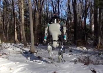 Πωλητήριο για την Boston Dynamics