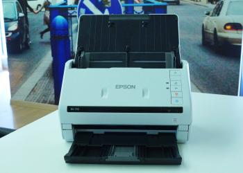 Epson DS-770: Ένα επαγγελματικό scanner τσέπης