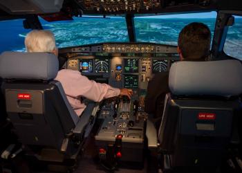 Συνεργασία Airbus και Siemens σε ηλεκτρικά αεροπλάνα