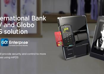 Globo: λύσεις mPOS σε μεγάλη παγκόσμια τράπεζα