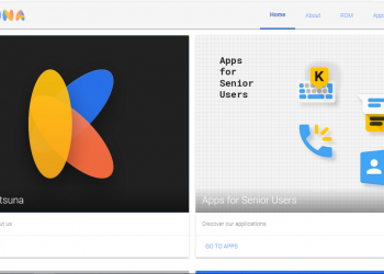 Katsuna: οικοσύστημα εφαρμογών για ηλικιωμένους χρήστες