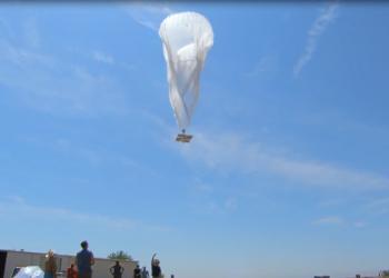 Τα τρελά αερόστατα της Google