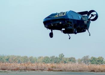 Έρχονται (τελικά) τα ιπτάμενα αυτοκίνητα!