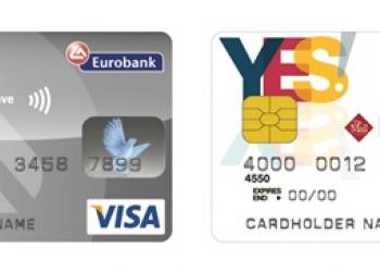 Ανέπαφες συναλλαγές μέσω κινητού από την Eurobank