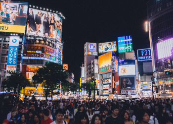 O 'τεχνολογικός παράδεισος' της Ιαπωνίας