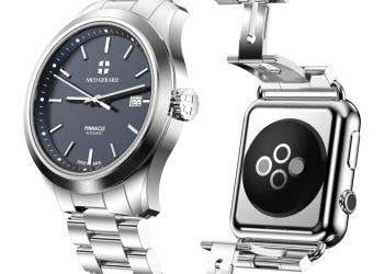 Και ελβετικό και Apple Watch