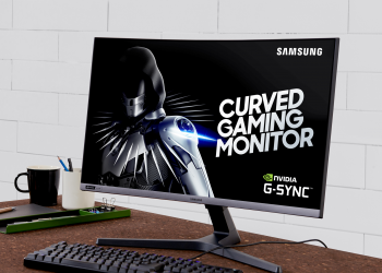 Νέα κυρτή gaming οθόνη από τη Samsung