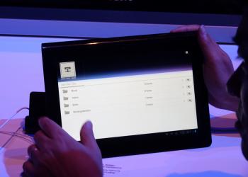 Tablets της Sony: πριν αλέκτωρ λαλήσει