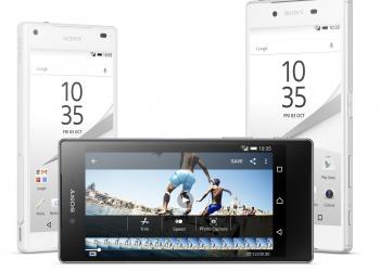 Sony Xperia Z5 επί 3