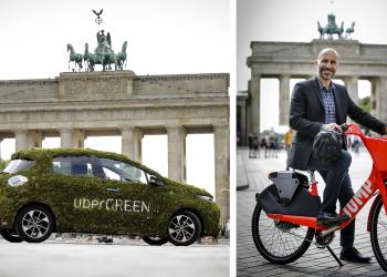 Φιλικές προς το περιβάλλον υπηρεσίες λανσάρει στην Ευρώπη η Uber