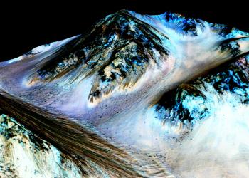 Ανακαλύφθηκαν ίχνη τρεχούμενου νερού στον πλανήτη Άρη