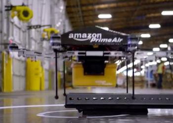 Αεροπλάνα-ρομπότ στην υπηρεσία της Amazon