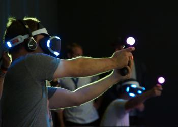 Δέκα παιχνίδια εικονικής πραγματικότητας από τη Sony το 2016