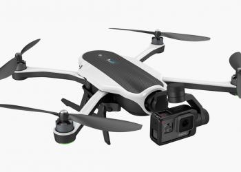 GoPro: παρουσίασε το πρώτο της drone