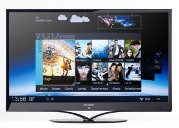 Smart TVs, smartphones και tablets από τη Lenovo