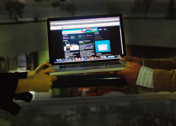 Δοκιμάζοντας το ολοκαίνουργιο MacBook Pro