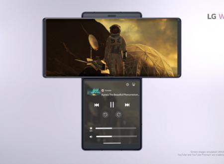 LG Wing: το smartphone με το μοναδικό σχεδιασμό και τις δύο οθόνες