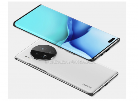 Διαρροή αποκαλύπτει τη σειρά Huawei Mate 40