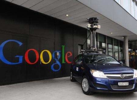 Τα αυτοκίνητα του Google Street View ξανά στους ελληνικούς δρόμους