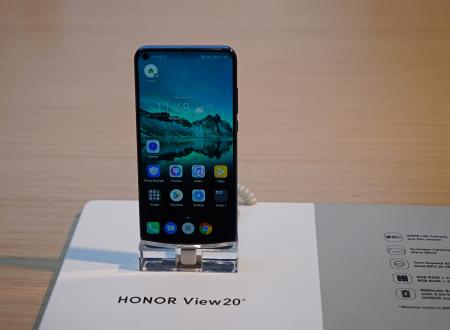Honor View 20: η Honor ανεβαίνει επίπεδο
