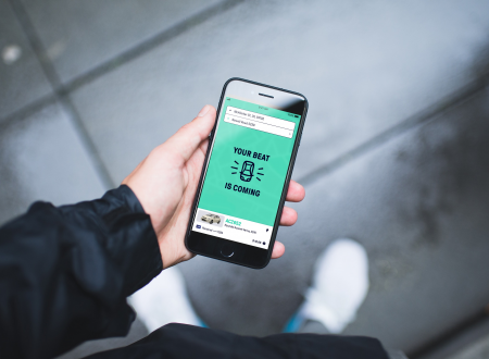 Beat: αφαιρέθηκε από την εφαρμογή η δυνατότητα επιλογής οδηγού
