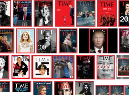 Στα χέρια του Marc Benioff το περιοδικό Time