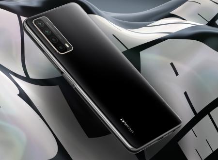 Παρουσιάστηκε επίσημα το Huawei P Smart 2021