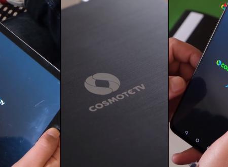Cosmote TV: άνω των 240.000 τα νοικοκυριά που χρησιμοποιούν τη streaming πλατφόρμα