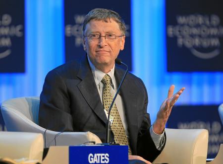 "Bill Gates: το μεγαλύτερό μου λάθος είναι ότι δεν ""έφτιαξα"" το Android"