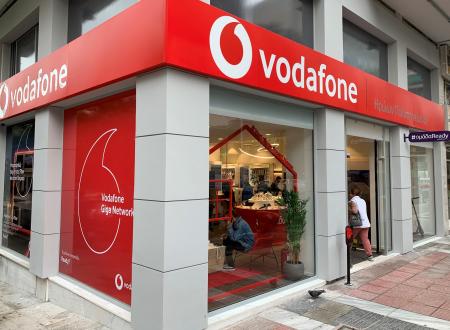 Vodafone: έως και πολλαπλάσια data στα προγράμματα συμβολαίων για υφιστάμενους και νέους συνδρομητές
