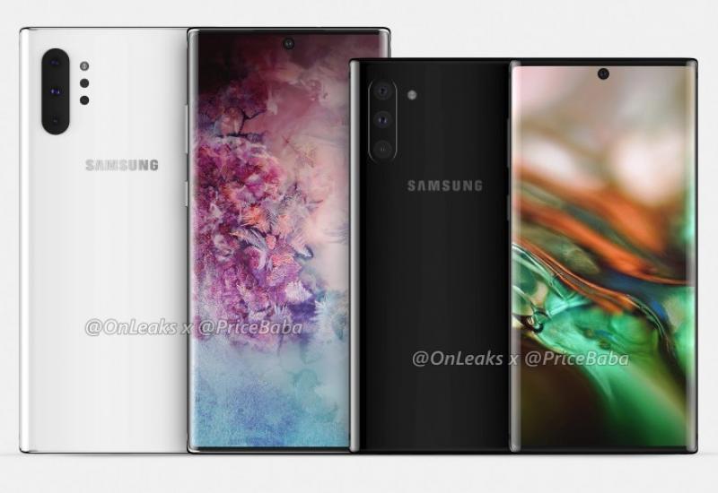 Το Samsung Galaxy Note 10 αποκαλύπτεται στις 7 Αυγούστου