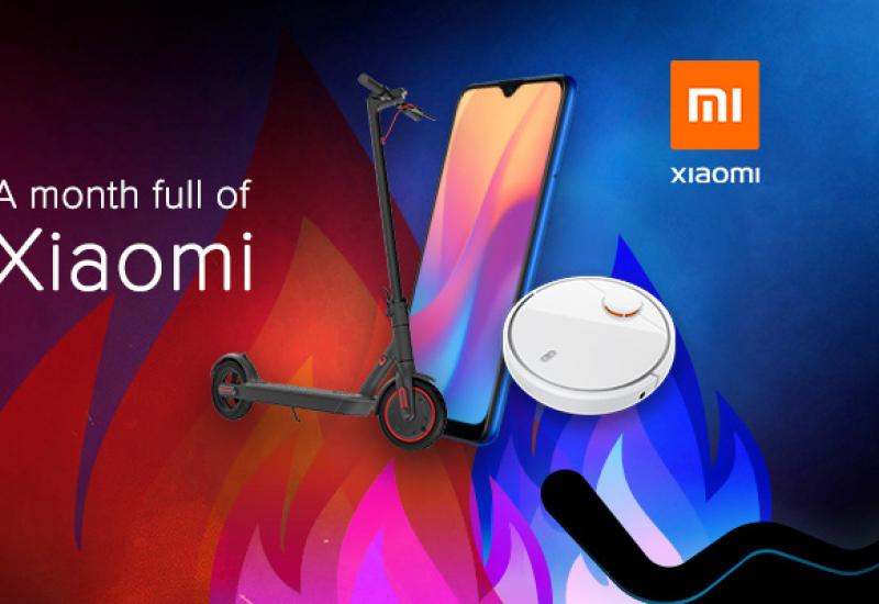 Δώρα Xiaomi στους συνδρομητές Wind F2G
