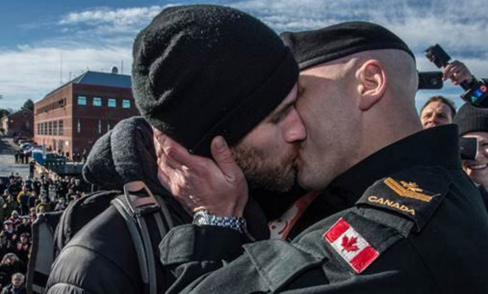 Canada AF proud boys