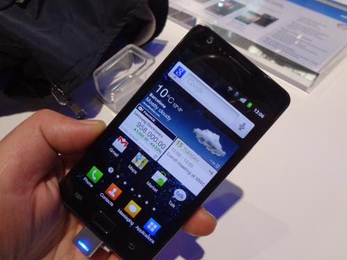 Samsung Galaxy S II (5)